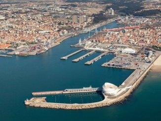portos de santos e lisboa