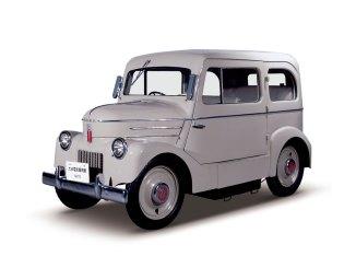 Tama, o ancestral dos elétricos da Nissan