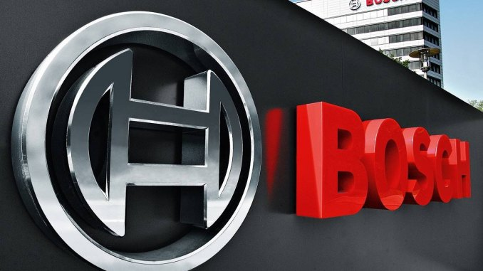 Bosch investe 1 bilhão de euros