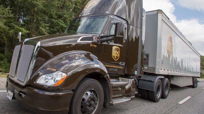UPS compra biometano