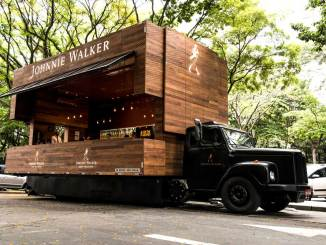 Johnnie Walker On The Road