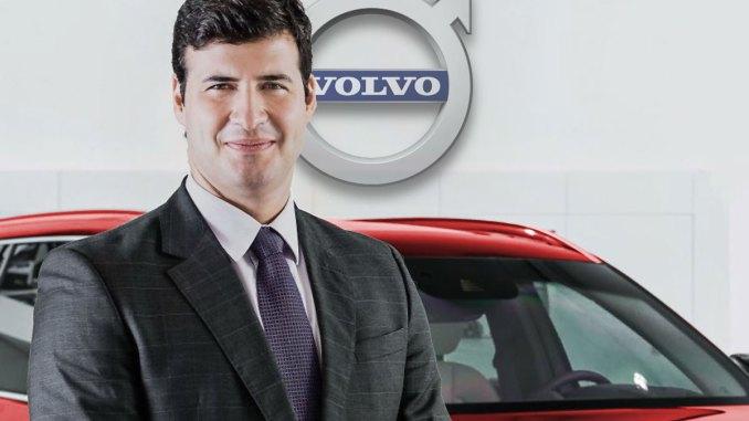 Luiz Rezende presidente da Volvo Cars