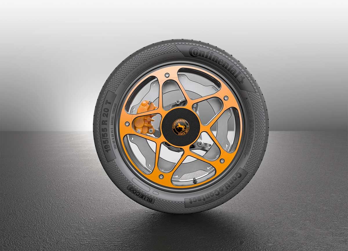 Dual New Wheel Concept