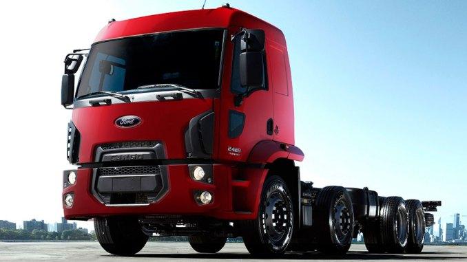 Resultado de imagem para Cargo Connect caminhão semiautônomo