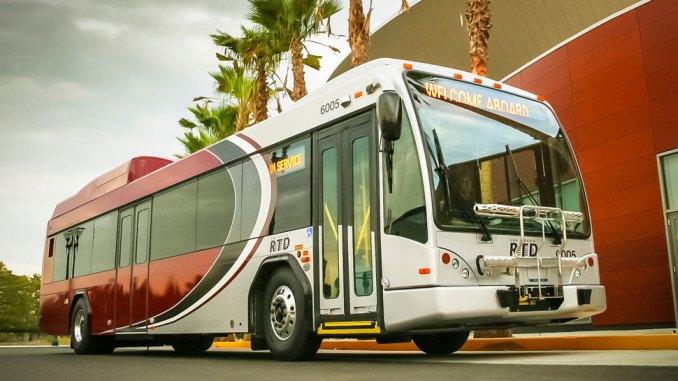 fabricante americana de ônibus Gillig