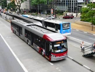 edital da licitação do transporte coletivo de São Paulo