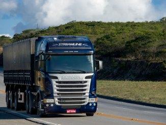 caminhões pesados