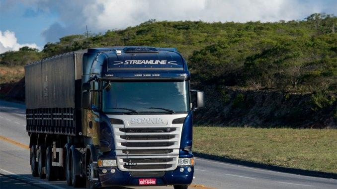 Scania R 440 foi o mais vendido no país em 2017