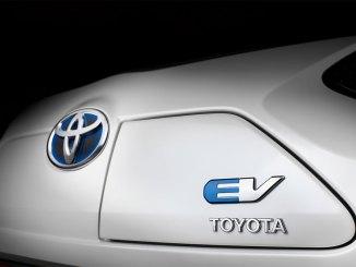 Vendas de EVs da Toyota atingem a marca de 1,52 milhão de unidades