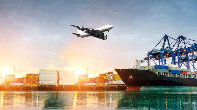 comércio global