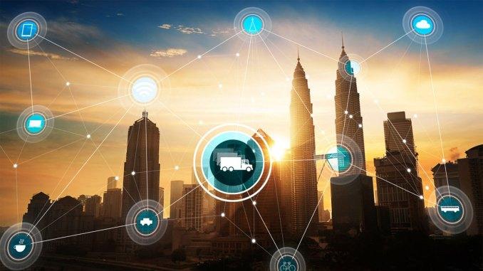 Transporte e logística usam IoT