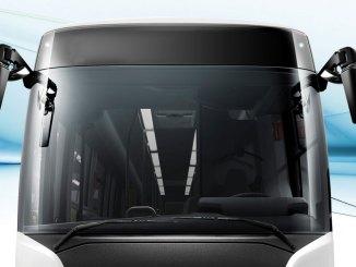 produção de ônibus cresce 53 por cento