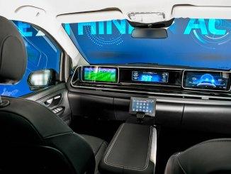 Trendsetting Cockpit da ZF