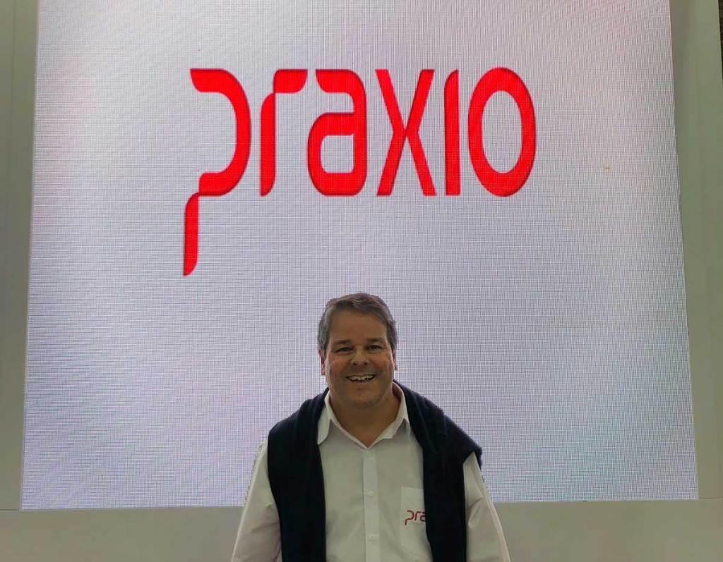 Lauro Freire, sócio-diretor da Praxio