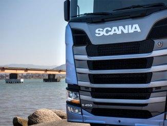 Nova geração de caminhões Scania