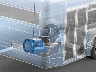 sistema autônomo para ônibus urbanos da Voith