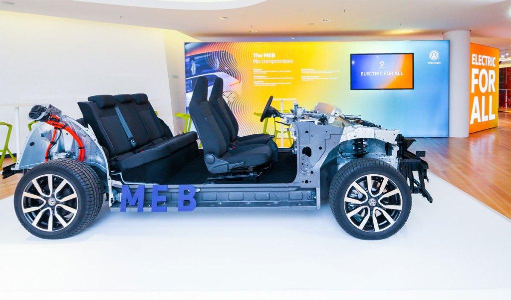 Volkswagen anuncia ambiciosa estratégia de eletromobilidade