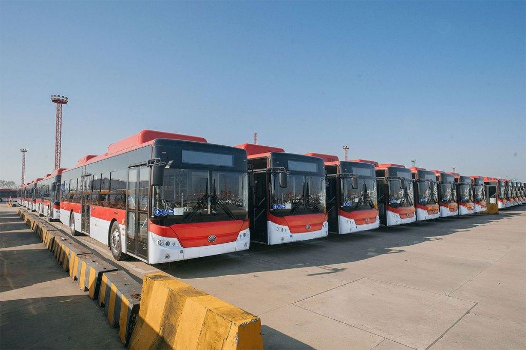 Yutong Bus