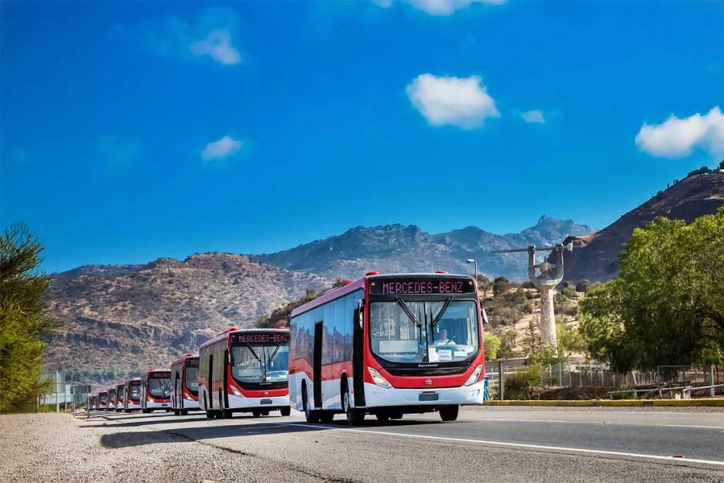 BRT Transantiago