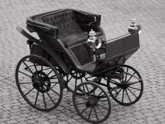 A história dos veículos elétricos
