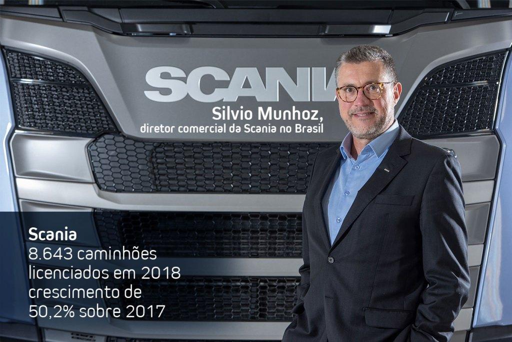 Scania - perspectivas 2019