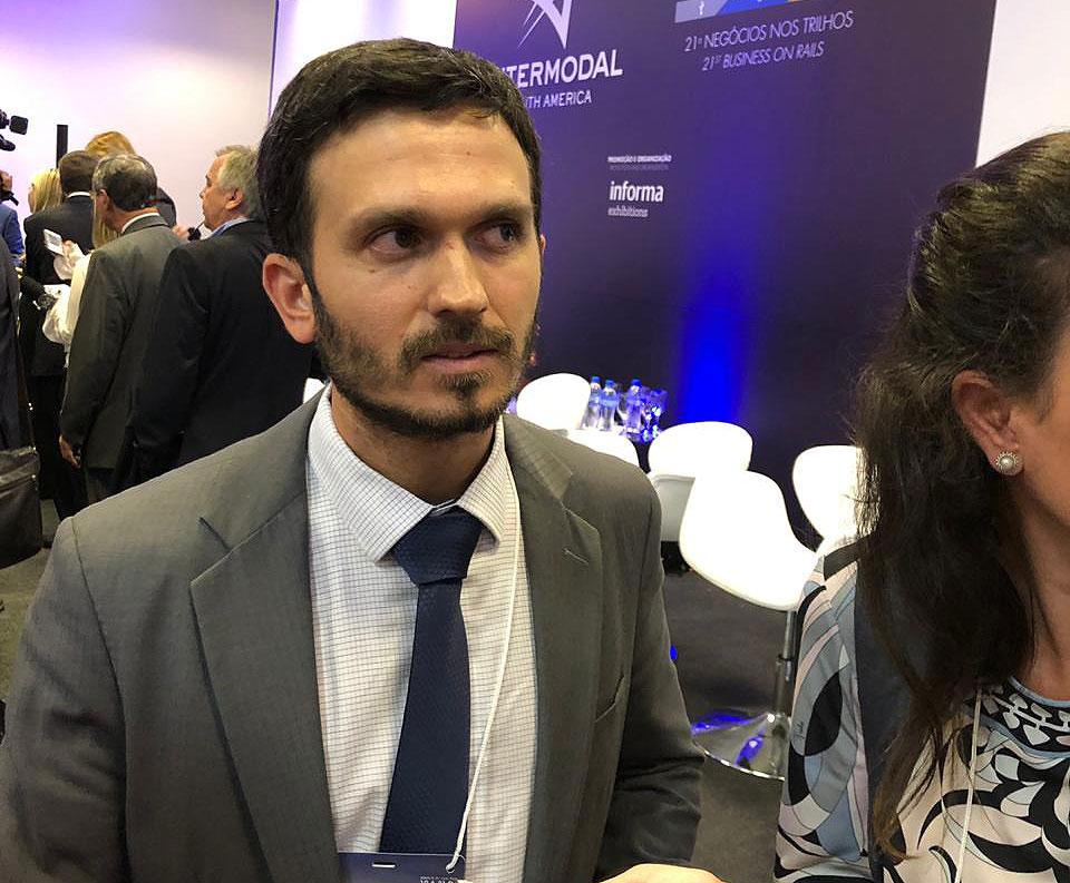 Diogo Piloni, falta de investimentos em infraestrutura para o transporte de cargas