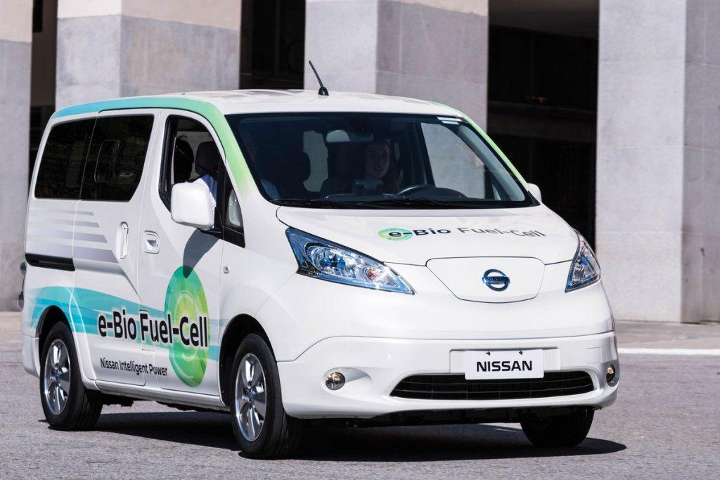 bioetanol na mobilidade elétrica, parceria da Nissan e IPEN