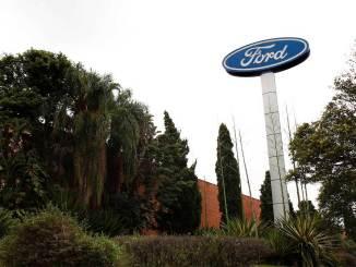 fábrica da Ford