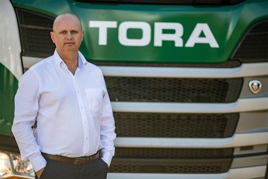 Pedro Estrugiaki, diretor de operações da Tora Transportes
