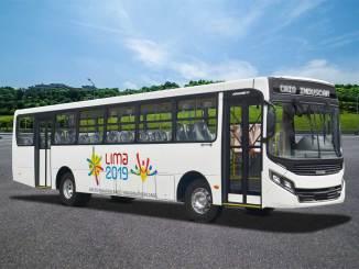 200 ônibus Caio