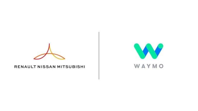 Renault Nissan e Waymo