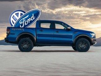 Parceria VW e Ford
