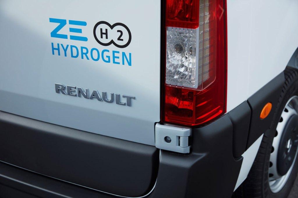 Renault movido a hidrogênio