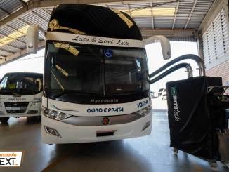 biossegurança para ônibus