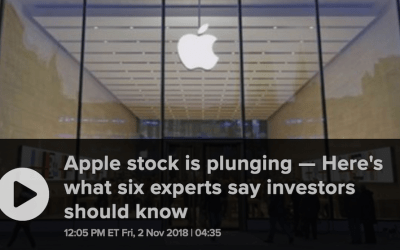 Apple's decision to stop breaking down unit sales of iPhones and iPads is a 'defining moment'