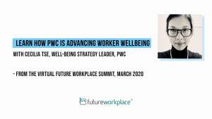 Learn How PwC Is Advancing Worker Wellbeing