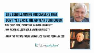 Life Long Learning for Careers That Don't Yet Exist: The 60 Year Curriculum