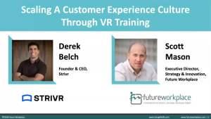 Webinar: Scaling a Customer Experience Culture Through VR Training
