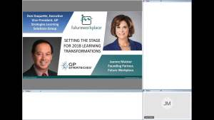 Webinar: Setting The Stage for 2018 Learning Transformations