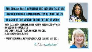 Building an Agile, Resilient and Inclusive Culture