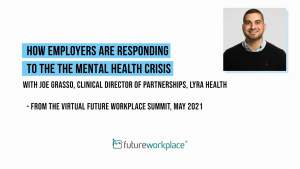 How Employers Are Responding to the The Mental Health Crisis