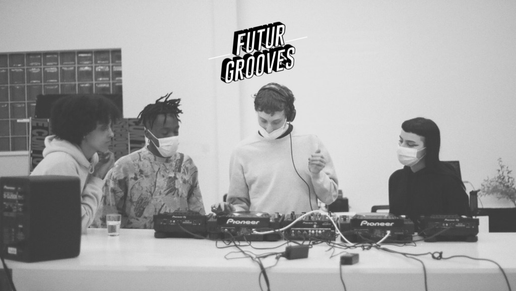 Djing lesson at futurgrooves academy
