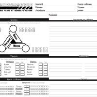 La feuille de personnage pour Openrange (betaV3)