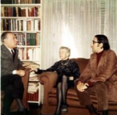 Borges ve annesi