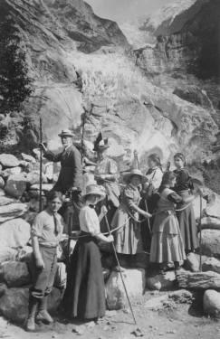 Putnam ailesi tırmanışta