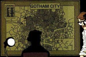 Gotham'ın bu karanlık atmosferi sadece Batman'den kaynaklanmıyordu tabii ki.
