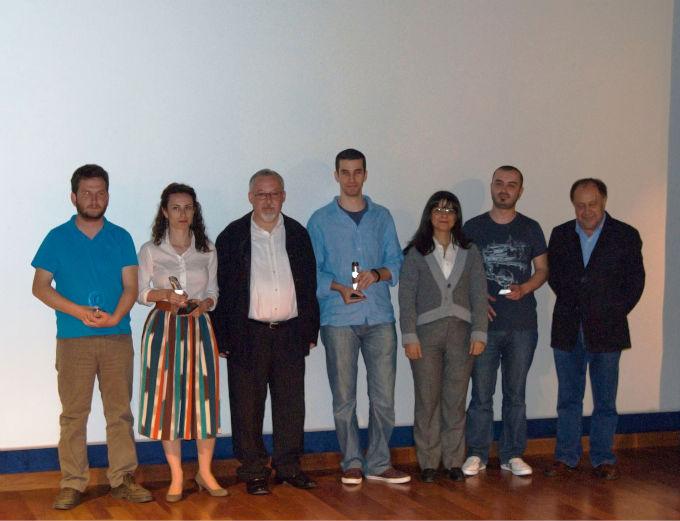 Soldan sağa: Hakan Ömer Zorka, Zeynep Dadak, Tanju Akleman, Eytan İpeker, Neşe Kars, Alper Öztekin, Ersan İlal