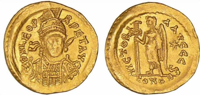 Leon 1 Solidus 457-462