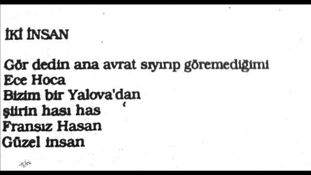 [Unutulmasınlar diye] Orhan Talat Şalcıoğlu  2