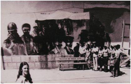 Yusuf Taktak'ın resmi- saldırıdan sonra